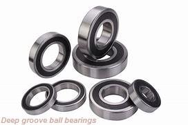 3 mm x 7 mm x 3 mm  skf W 638/3-2Z Deep groove ball bearings
