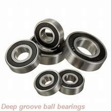110 mm x 170 mm x 28 mm  skf 6022 N Deep groove ball bearings