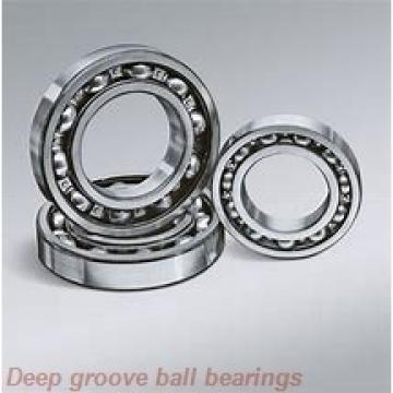 4,762 mm x 7,938 mm x 2,779 mm  skf D/W R156 Deep groove ball bearings