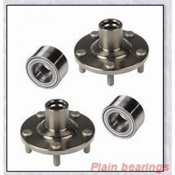 4,763 mm x 6,35 mm x 4,763 mm  skf PCZ 0303 E Plain bearings,Bushings