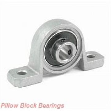 skf SAW 23536 x 6.5/16 SAF and SAW pillow blocks with bearings on an adapter sleeve