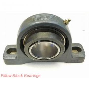 skf SAF 1622 x 4 SAF and SAW pillow blocks with bearings on an adapter sleeve