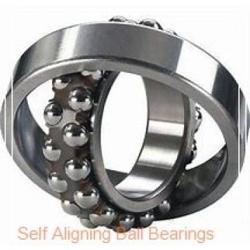90 mm x 160 mm x 30 mm  skf 1218 Self-aligning ball bearings