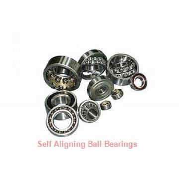 25 mm x 62 mm x 17 mm  skf 1305 ETN9 Self-aligning ball bearings