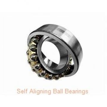 55 mm x 120 mm x 43 mm  skf 2311 KM Self-aligning ball bearings
