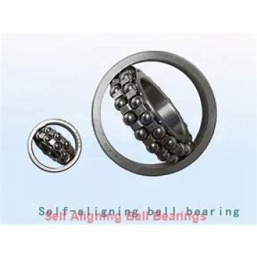30 mm x 72 mm x 27 mm  skf 2306 Self-aligning ball bearings